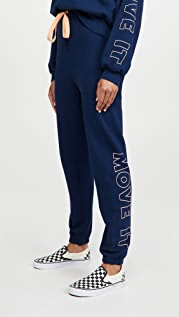 MOTHER Move It! The Bender Ankle Sweats