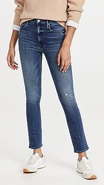 마더 진 청바지 MOTHER The Dazzler Hover Jeans,GETALONGS