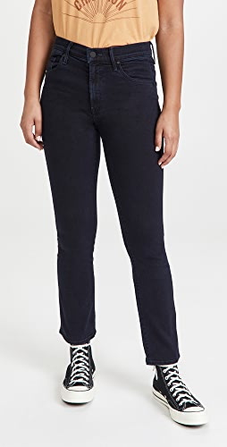 MOTHER - The Insider Ankle Jeans
