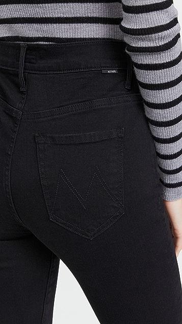 MOTHER The Pixie Swooner Skimp Jeans