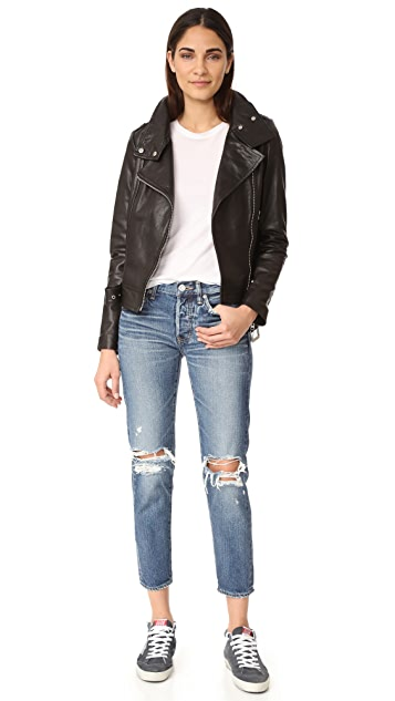 MOUSSY LMV Latrobe Tapered Jeans