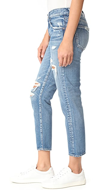 MOUSSY MV Bowie Tapered Jeans