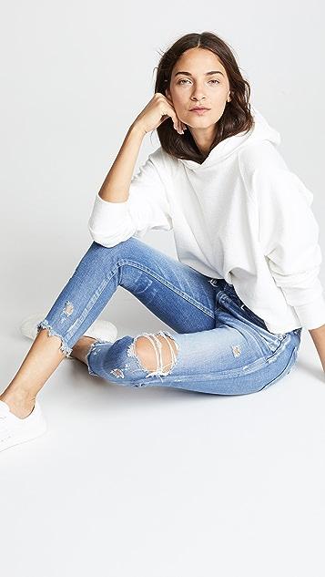 MOUSSY VINTAGE iSKO Comfort Ridegewood Skinny Jeans