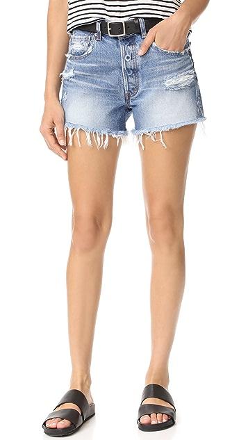 MOUSSY VINTAGE MV Sunnyside Shorts