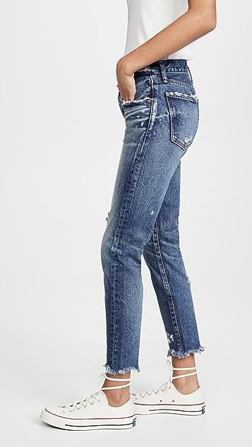 MOUSSY VINTAGE MV Kelly Tapered Jeans