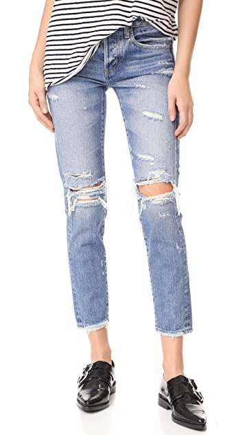 MOUSSY VINTAGE MV Amber Tapered Jeans