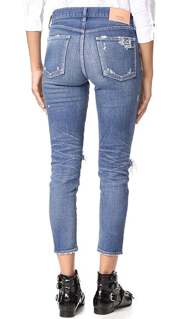 MOUSSY iSKO Comfort Nancy Skinny Jeans