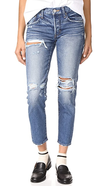 MOUSSY VINTAGE MV Ideal Tapered Jeans