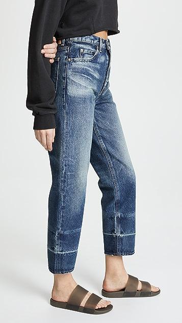 MOUSSY VINTAGE MV Orin JW Tapered Jeans