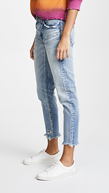 MOUSSY VINTAGE Kelley Tapered Jeans