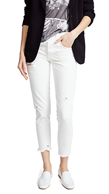 MOUSSY VINTAGE MV Kelley Tapered Jeans