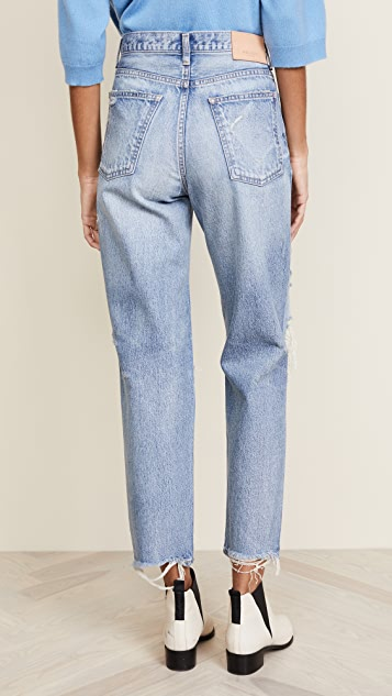 MOUSSY VINTAGE Barron JW Tapered Jeans