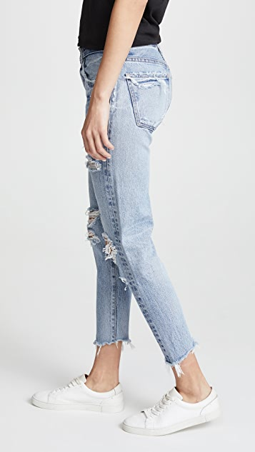 MOUSSY VINTAGE MV Creston Tapered Jeans