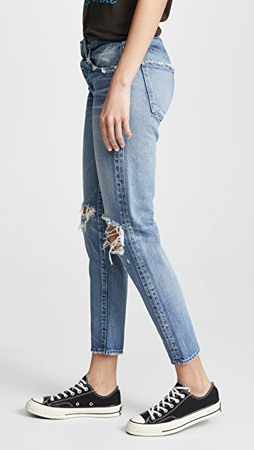 MOUSSY VINTAGE MV Latrobe Tapered Jeans