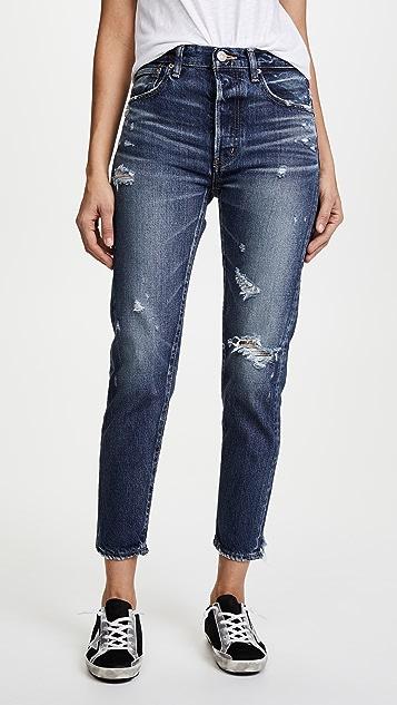 MOUSSY VINTAGE MV Orla JW Tapered Jeans