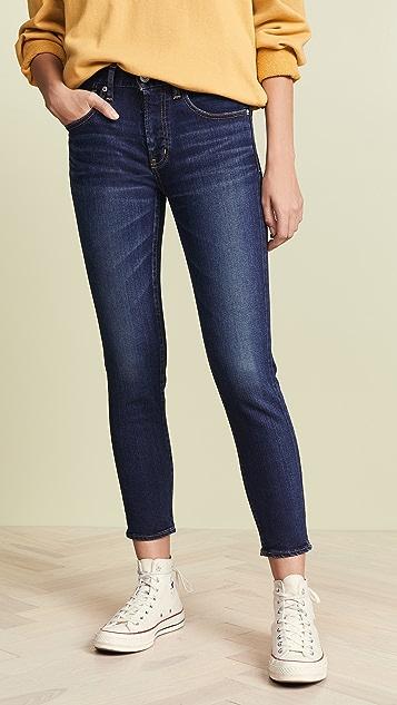 MOUSSY VINTAGE Rebirth Skinny Jeans