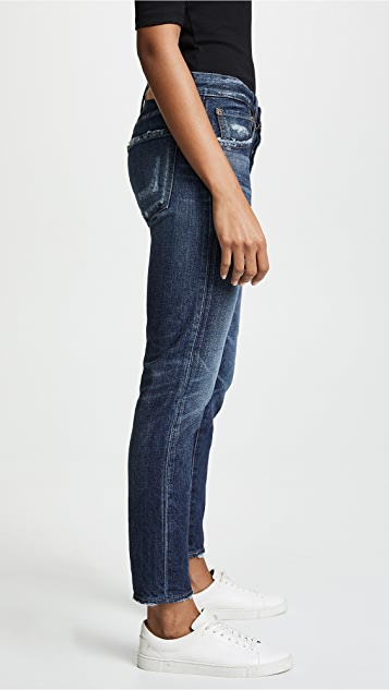 MOUSSY VINTAGE MV Nelson Tapered Jeans