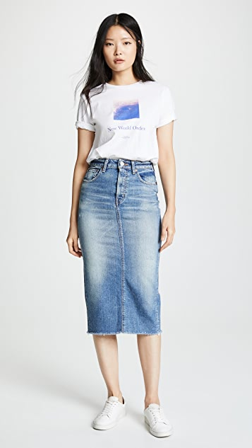 MOUSSY VINTAGE Norman Comfort Long Skirt