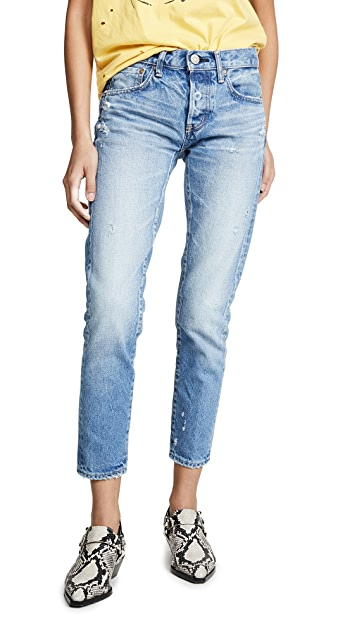 MOUSSY VINTAGE MV Magee Tapered Jeans