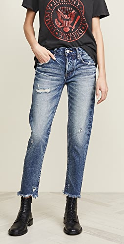 MOUSSY VINTAGE - Kelley Tapered Jeans