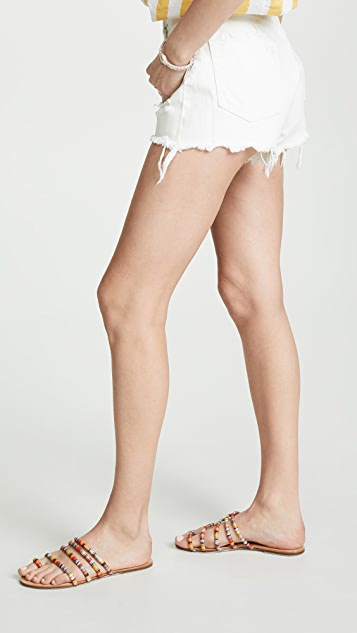 MOUSSY VINTAGE MV Montclair Shorts