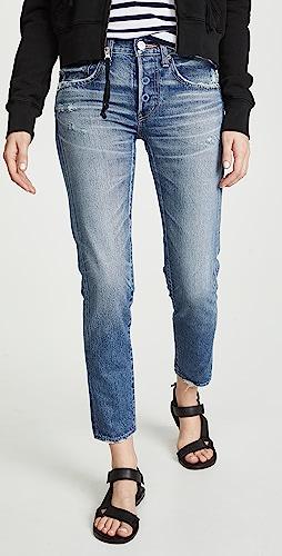 MOUSSY VINTAGE - MV Vienna Tapered Jeans