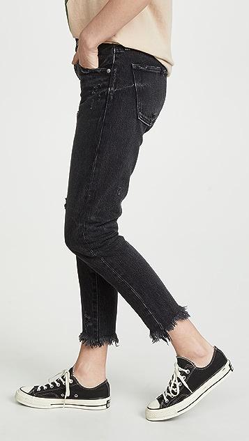 MOUSSY VINTAGE MV Kelley 锥形牛仔裤