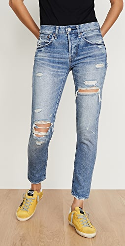 MOUSSY VINTAGE - Bowie Tapered Jeans