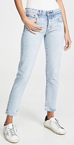 MOUSSY VINTAGE - Camilla Tapered Jeans