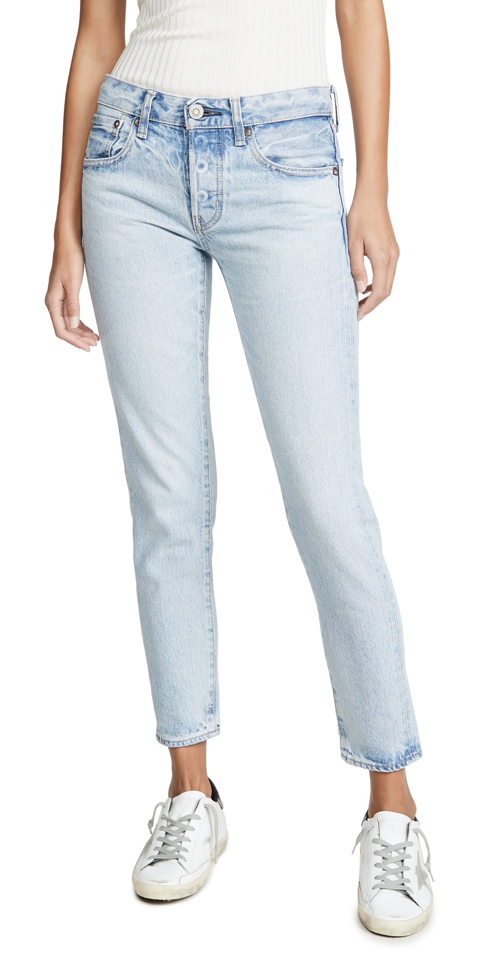 MOUSSY VINTAGE Camilla Tapered Jeans