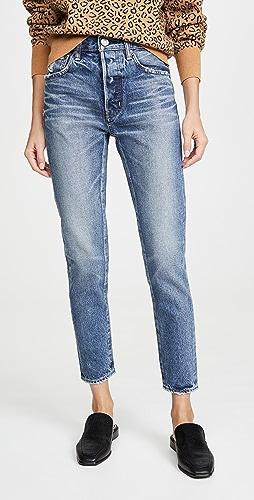 MOUSSY VINTAGE - Moskee Tapered-HI Jeans