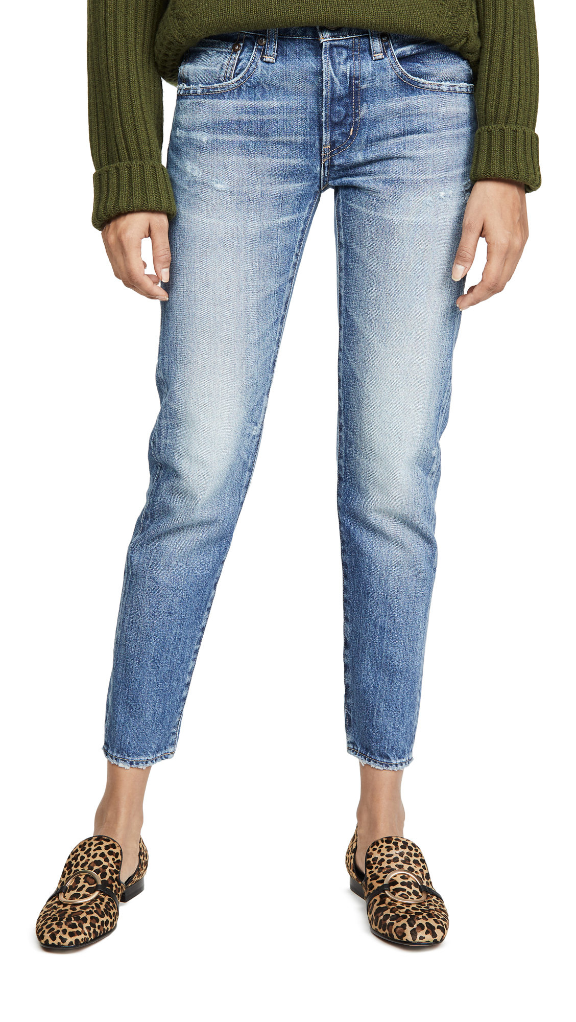 MOUSSY VINTAGE Vienna Tapered Jeans
