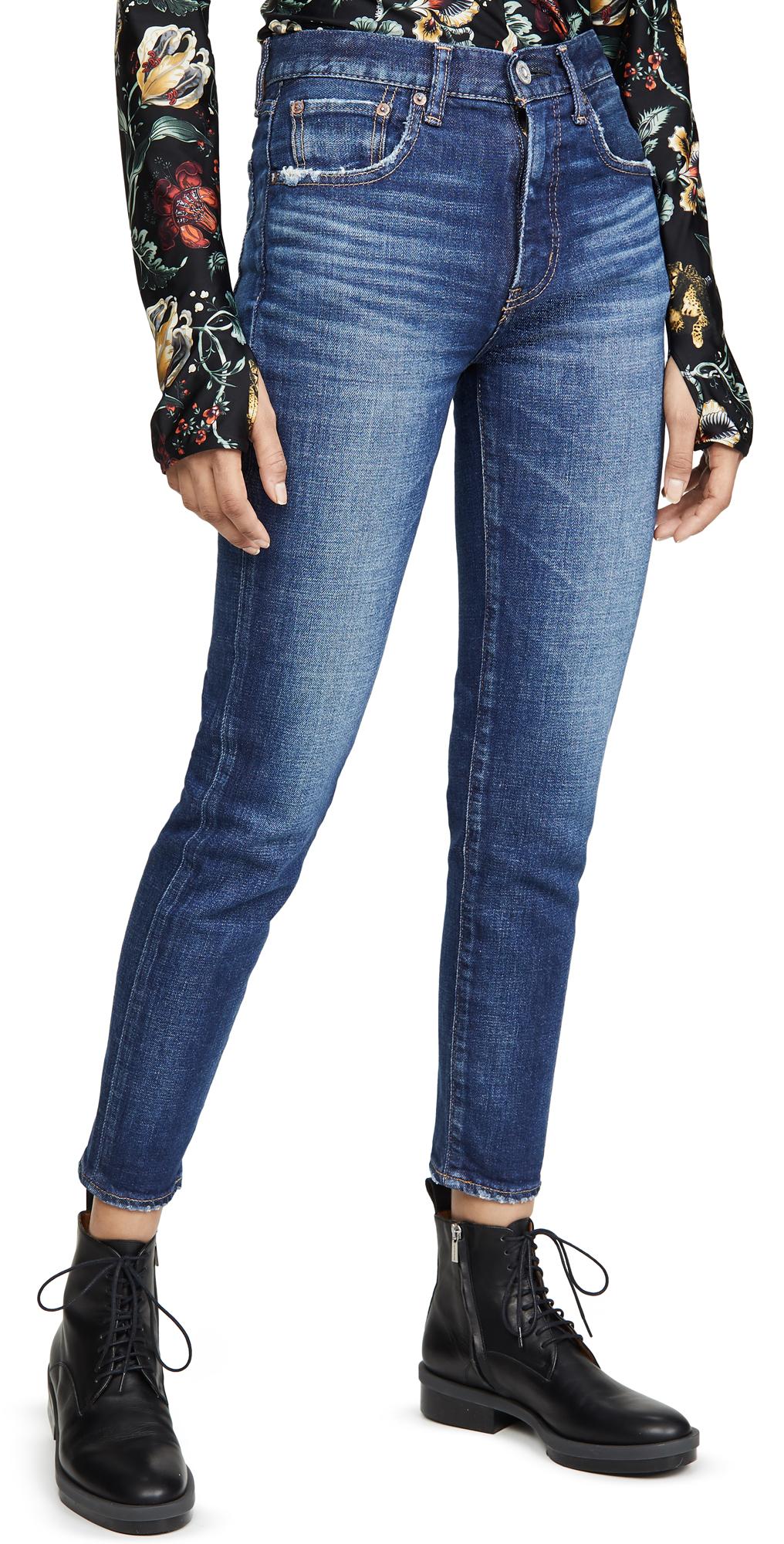 MOUSSY VINTAGE Cameron Skinny-Hi Jeans
