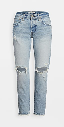 MOUSSY VINTAGE - MV Yardley Tapered Jeans