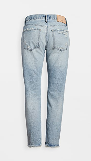 MOUSSY VINTAGE MV Yardley Tapered Jeans