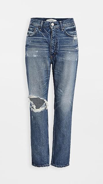MOUSSY VINTAGE Marshall Boy Skinny Jeans