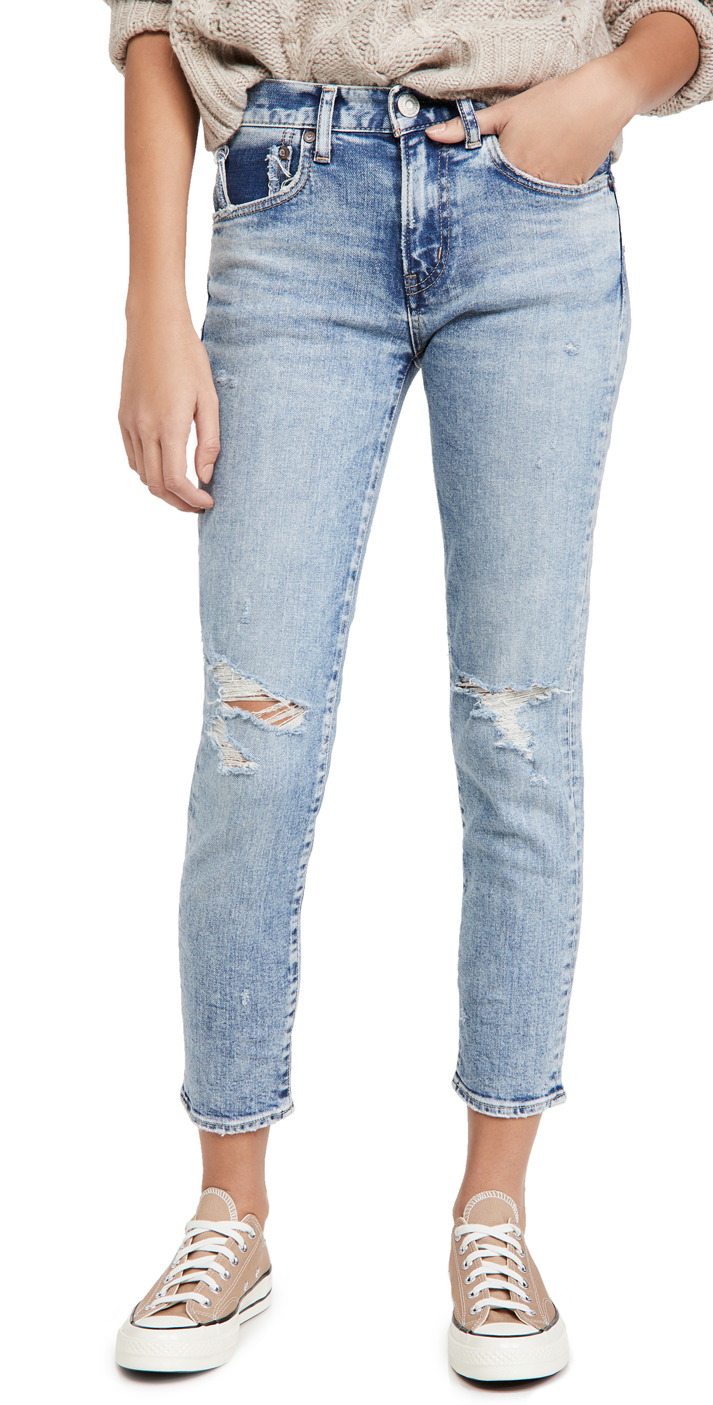 MOUSSY VINTAGE Billings Skinny Jeans