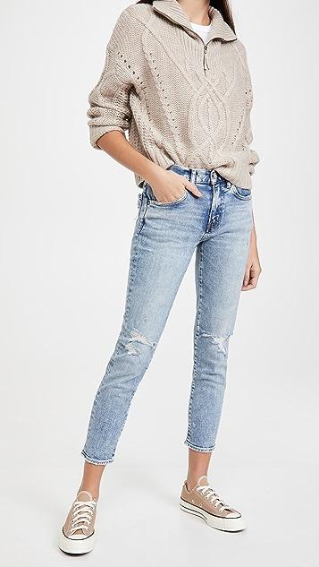 MOUSSY VINTAGE Billings 紧身牛仔裤
