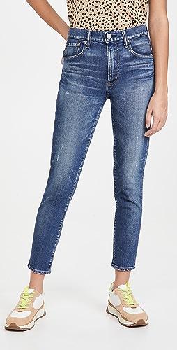 MOUSSY VINTAGE - Tamworth Skinny Hi Jeans