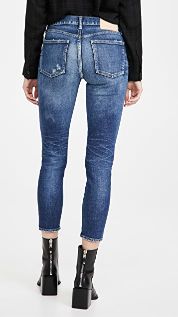 MOUSSY VINTAGE MV Falkner Skinny Jeans