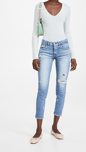 MOUSSY VINTAGE Gleedsville Skinny Jeans