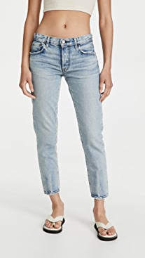 MOUSSY VINTAGE MV Cedar Rapids Tapered Jeans