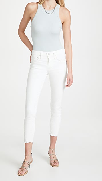 MOUSSY VINTAGE Mv Burnside Skinny Jeans