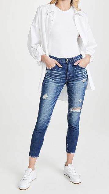 MOUSSY VINTAGE MV Ace Skinny Jeans