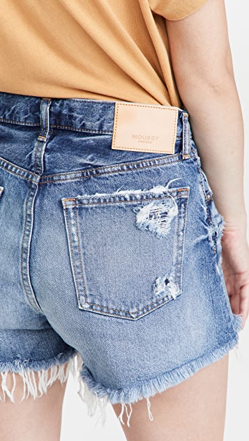 MOUSSY VINTAGE MV Sunnyvale 短裤