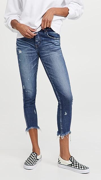 MOUSSY VINTAGE MV Daleville Skinny Jeans