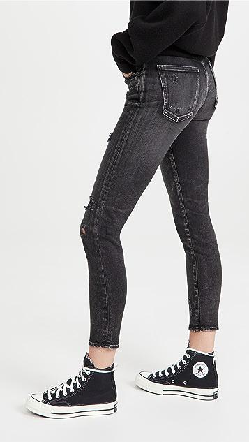 MOUSSY VINTAGE MV Lenwood Skinny Jeans