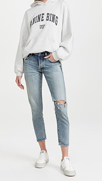 MOUSSY VINTAGE Mv Leonard Tapered Jeans