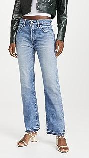 MOUSSY VINTAGE Mv Sunnyland Straight Jeans
