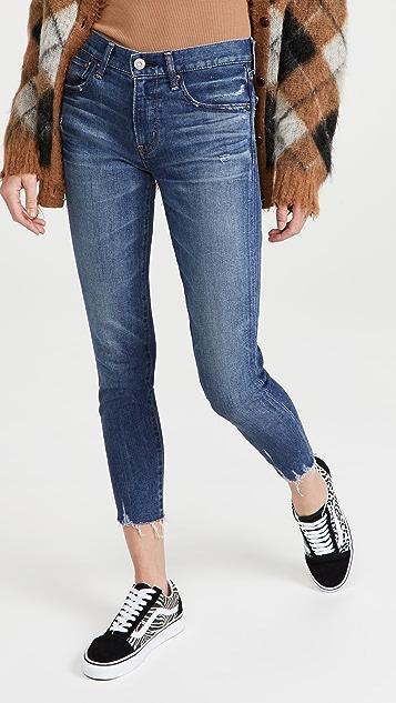 MOUSSY VINTAGE Tyrone Skinny Blue Jeans